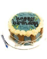 Birthday Cake, Blue (Shelf Stable)