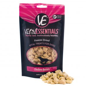 Chicken Breast Freeze-Dried Dog Treats 2.1oz