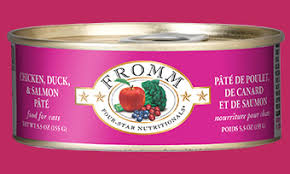 Fromm Chicken, Duck & Salmon Pate for Cats