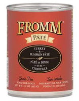 Fromm Gold, Turkey & Pumpkin Pate Dog Food