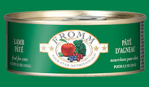 Fromm Lamb Pate Cat Food