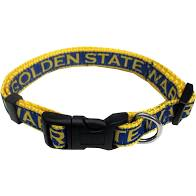 Golden State Warriors Collar (Dog & Cat)
