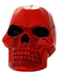 Rugged Rubber Skull Extra Small