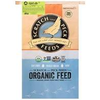 Scratch & Peck Feeds Naturally Free Organic Layer 40lbs