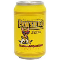Silly Squeakers® Beer Cans: Pawsifico Perro
