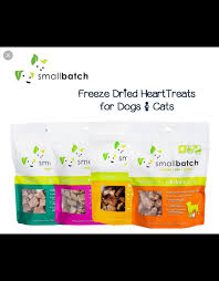 Small Batch Freeze Dried Dog & Cat Heart Treats