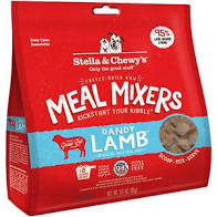 Stella & Chewy's Freeze Dried Dandy Lamb Meal Mixer
