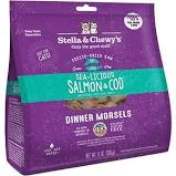 Stella & Chewy's Freeze Dried Sea-licous Salmon & Cod Morsels