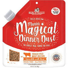 Stella & Chewy's Marie's Magical Dinner Dust Beef