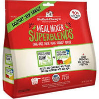 Stella & Chewy's Meal Mixer Duck Duck Goose Superblend Dog Food