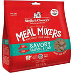 Stella & Chewy's Savory Salmon & Cod Freeze-Dried Meal Mixer