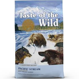 Taste of the Wild Pacific Stream With Smoked Salmon Dog Food