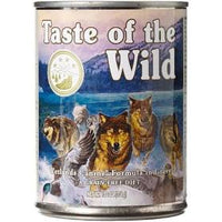 Taste of the Wild Wetlands Wet Canned Dog Food
