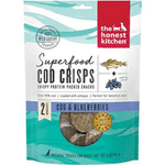The Honest Kitchen Superfood Cod Crisps - Cod & Blueberry