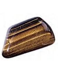 Tiger Eye Stone by Squire Boone