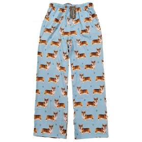 Welsh Corgi Pajama Bottoms - Unisex