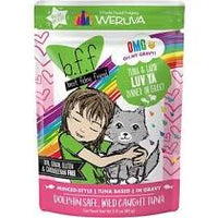 OMG Tuna & Lamb Luv Ya Cat Food Pouch