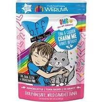 Weruva BFF Tuna & Chicken Charm Me Recipe - Pouch