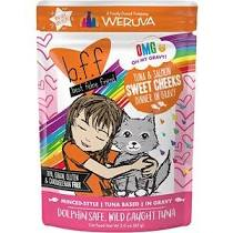 Weruva Bff Tuna & Salmon Sweet Cheeks 3oz