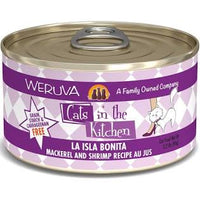 Weruva Cats In The Kitchen  La Isla Bonita Canned Wet Cat Food