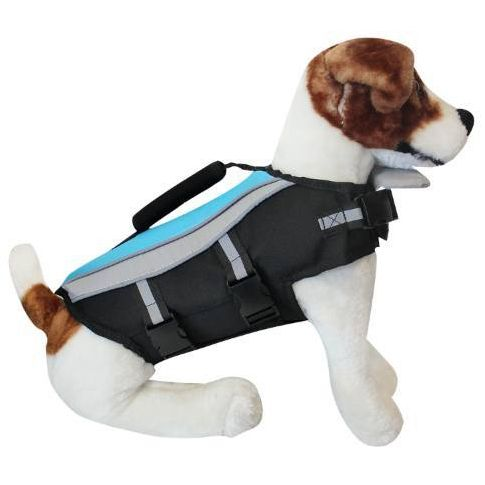 Dog Life Jacket, Blue