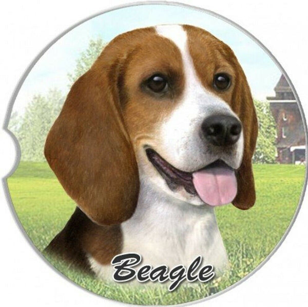 Beagle Car Coaster