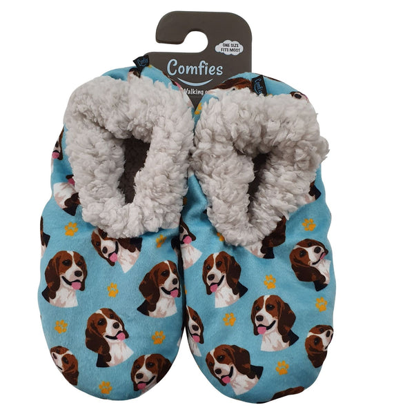 Beagle Slippers - Comfies