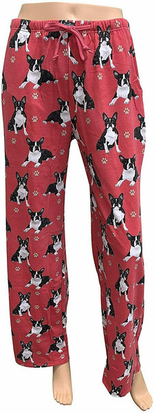 Boston Terrier Lounge Pants - Unisex