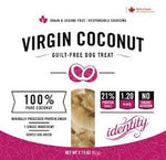 Virgin Coconut Dog Jerky by Identity