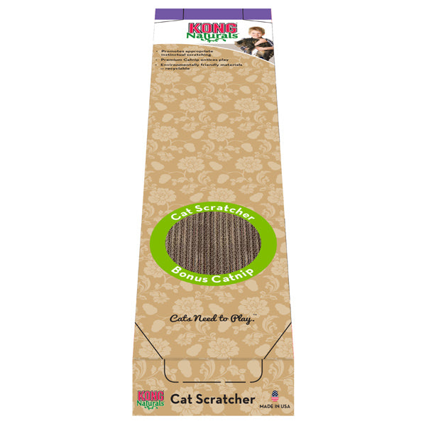 Cat Scratcher by Kong