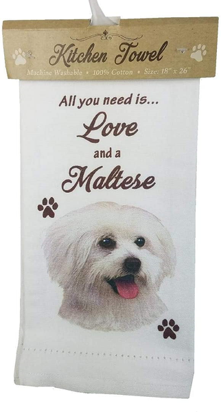 Maltese Kitchen Towel