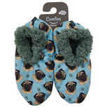 Pug Slippers - Comfies