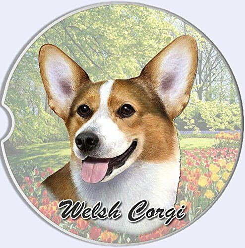 Welsh Corgi Car Coaster