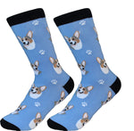 Welsh Corgi Socks - Unisex