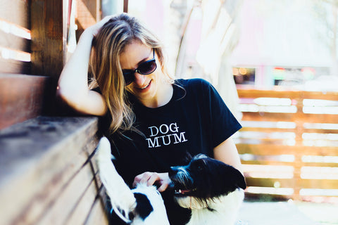 Dog Mum T Shirt The Cosy Canine Company