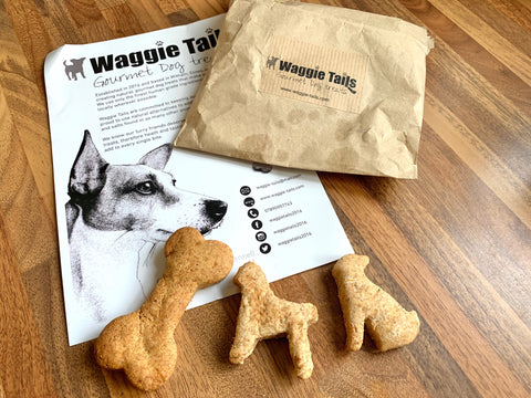 waggie tails gourmet dog treats witham essex