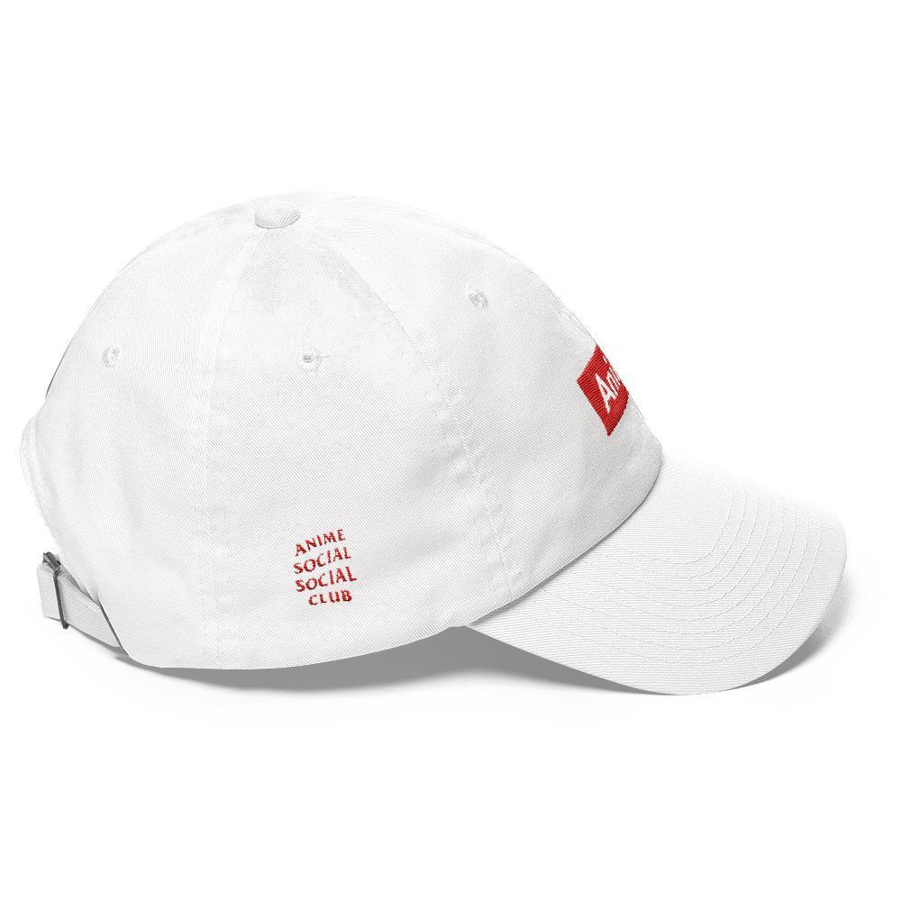 Anime Sup Cap - White
