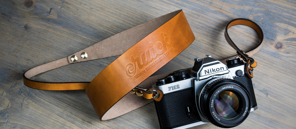 5 areas to consider next time you buy a leather camera product