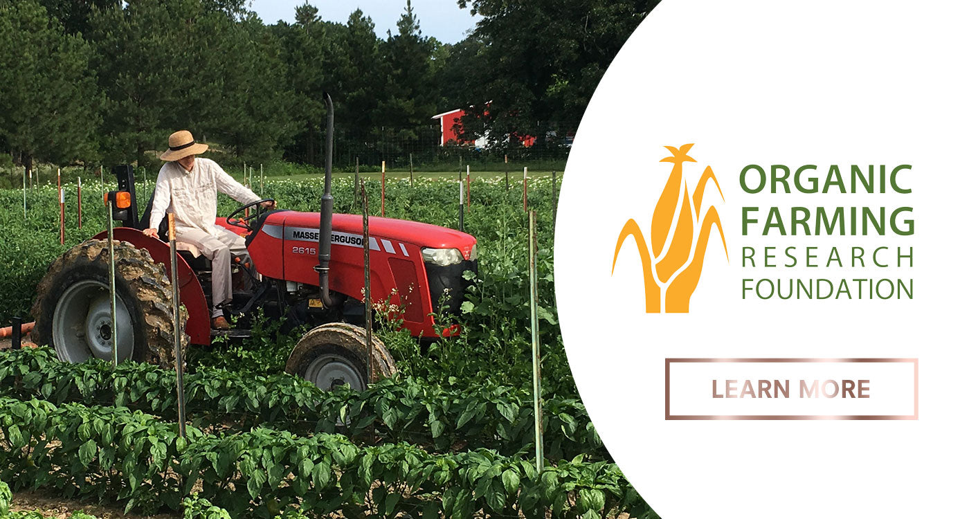 Organic Farming Research Foundation - Learn More