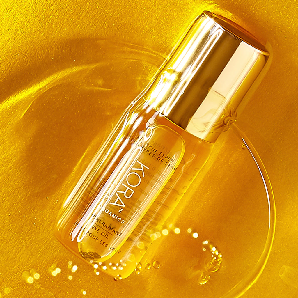 The award-winning Noni Radiant Eye Oil
