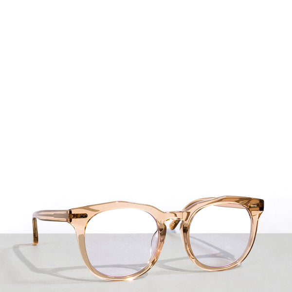 DIFF Eyewear - The Weston Blue Light Glasses in Vintage Crystal
