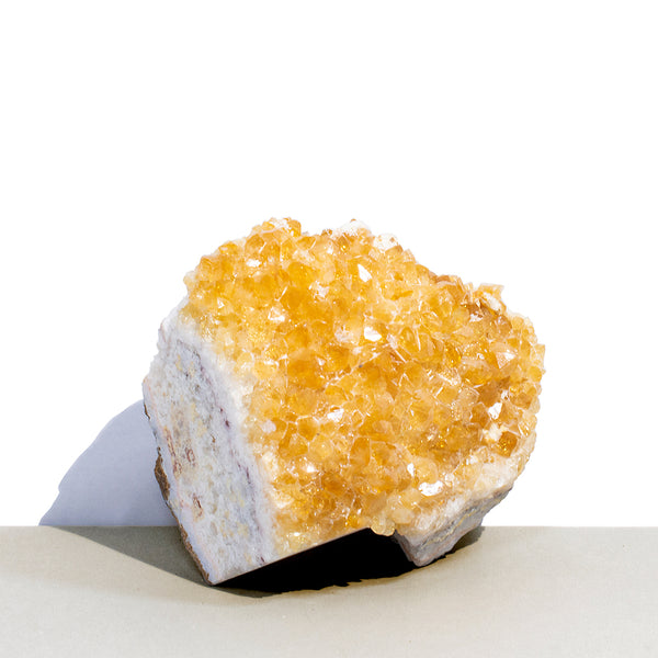 Raw Citrine Crystal