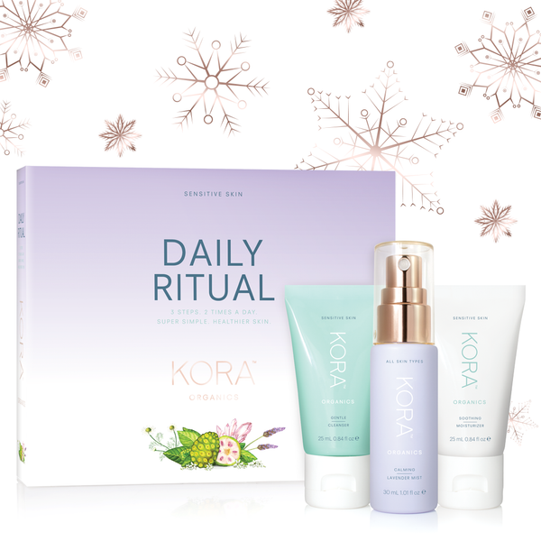 Daily Ritual Kit - Sensitive Skin