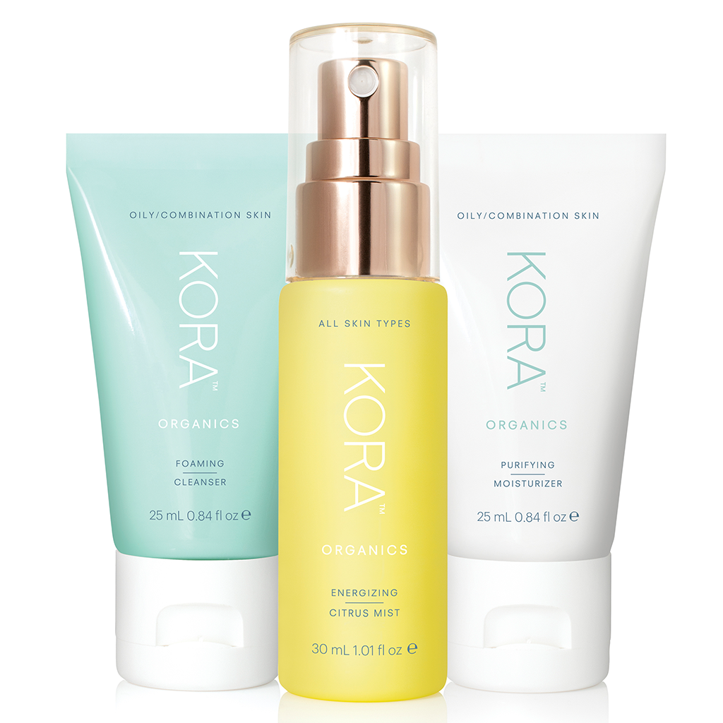 Daily Ritual Kit - Oily/Combination Skin | Holiday
