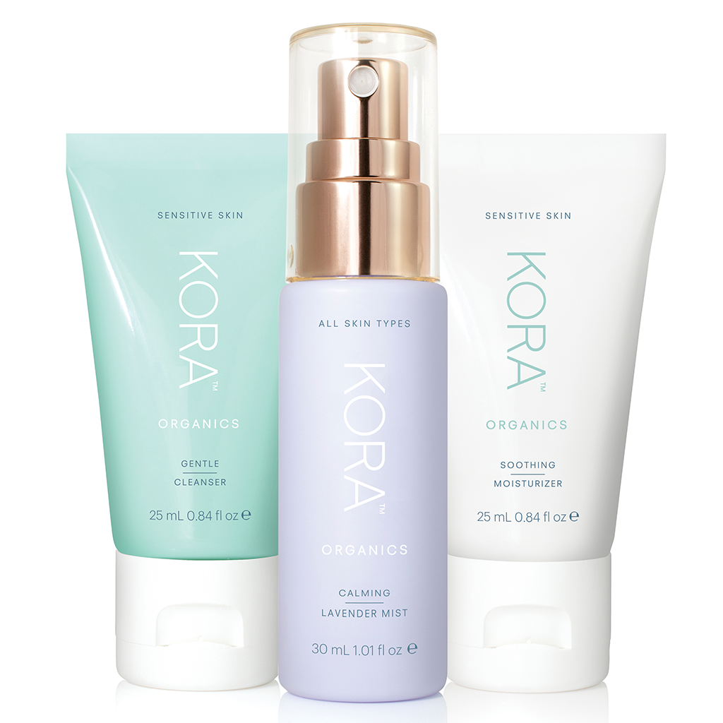 Daily Ritual Kit - Sensitive Skin (Gift Set)