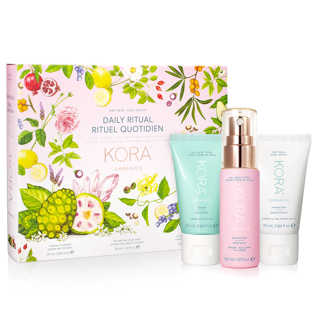 Daily Ritual Kit - Dry Skin (Gift Set)