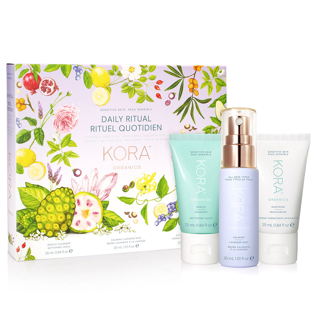 Daily Ritual Kit - Sensitive Skin | Special Offer