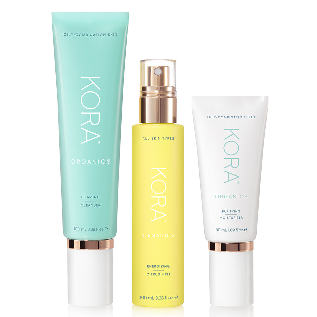 3-Step System – Daily Ritual – OILY/COMBINATION SKIN