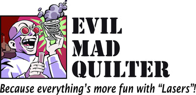 Evil Mad Quilter