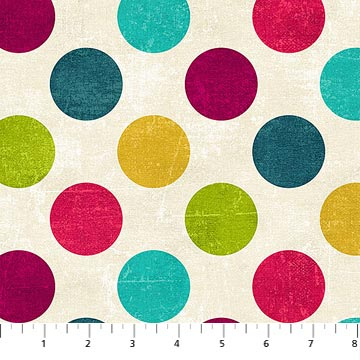 Canvas Spot On - 22606-26 @ $9.00 / yard